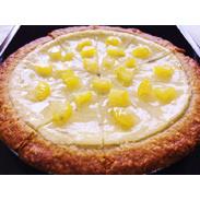 ベイクドチーズケーキ(西土佐四万十栗) しまんと美野里 高知県 栗たっぷり。濃厚チーズクリームとオリジナルタルトとの相性抜群