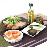 ピリッと料理のアクセントに 青山椒オイルセット(みそ・ギンヒカリ)
