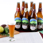 国際ビール大賞2004で金賞受賞 やくらいビール500mlキャリー6本入り | 株式会社薬莱振興公社・宮城県
