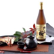 徳島県から芳醇ですっきり飲みやすい 御殿桜 純米大吟醸 720ml