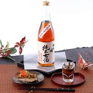 トロリとした個性的な美味しさ 御殿桜 純米古酒 平成九年 720ml