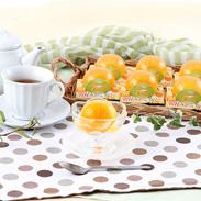 田村みかんフルーツまるごとゼリー12個セット 果実をまるごと、ギュッと閉じ込めました〔94g×12個〕