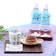 由布院ガーデン 大分県 湯布院の自然が生んだ美味しい温泉水 ゆふいん福万水〔500ml×24本〕