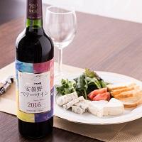 信州ふるさと便 安曇野ベリーワイン2016〔720ml〕