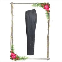 腰の曲がったシニアの体に沿う楽で綺麗に見える日本製パンツ 選べるサイズ M L 丈の長さ各3種 レディース 服 兵庫 ファッションオフィスエイ