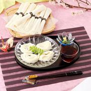 日本2大素麺の一つ ワンランク上の小麦粉と天塩を使用 手延素麺揖保乃糸 特級品