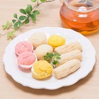 美味しいお菓子セット〔マシュマロサンド×10個・ホワイトラブ(3本入)×8袋〕