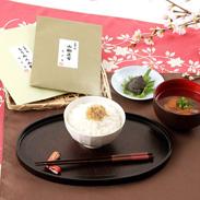 京料理から生まれたこだわりの手作りの味 ちりめん山椒・昆布セット