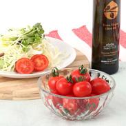 アイメック栽培による高糖度トマト  スパルタ生まれの笑ちゃん (200g×4パック入)