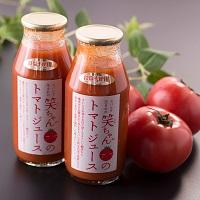 高糖度トマト スパルタ生まれの笑ちゃんのトマトジュース〔180ml×15〕