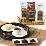 豆の特徴を生かした和菓子にもよく合う  レギュラーコーヒー CGM−3