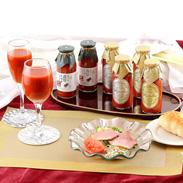 3種飲み比べセット  ロゾリオピッコロ ゴールドラベル& シルバーラベル& 食べる濃厚トマトジュース ロゾリオ(株式会社タックルファーム) 山形県