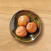 紀州南高梅梅の実り〔調味梅干(アカシア蜂蜜梅)16粒入×2、4Lサイズ、塩分約8%〕