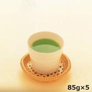 静岡掛川深むし〔煎茶85g×5袋〕