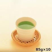 静岡掛川深むし茶 〔煎茶85g×10袋〕