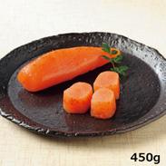 辛子明太子(小分け) 〔無着色 450g (3〜4袋)〕