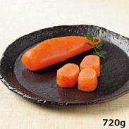 辛子明太子(小分け) 〔無着色 720g (6〜8袋)〕