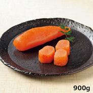 辛子明太子 (小分け)〔無着色 900g (8〜10袋)〕