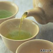 銘茶詰合せ 2缶セット 〔煎茶 100g×2缶〕