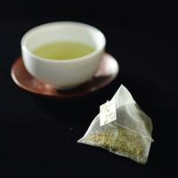 抹茶入り玄米茶ティーバッグセット〔抹茶入り玄米茶ティーバッグ(3g×18)×4〕