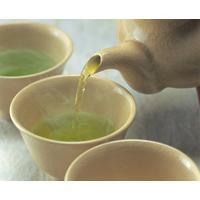 宇治銘茶詰合せ〔玉露(慶光)150g、煎茶(一期一会)150g×2〕