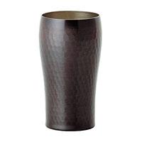 燕三 純銅タンブラー300�_�g