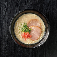 博多とんこつラーメン〔半生麺90g×14、豚骨スープ30g×14〕