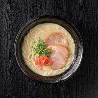 博多とんこつラーメン〔半生麺90g・豚骨スープ30g×各20〕