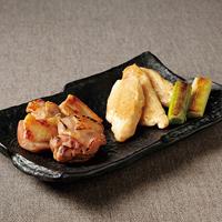 阿波尾鶏味噌漬〔阿波尾鶏味噌漬(モモ肉・ムネ肉)100g×10〕