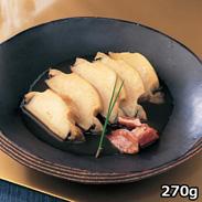 中華風あわび姿煮 2点セット 〔2袋(計270g)、焼豚入上湯ソース100g×1袋、貝柱入オイスターソース100g×1袋〕