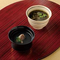鰻の肝吸いとしらすスープ詰合せ〔国内産鰻の肝吸い・静岡県産しらすのスープ各160g×1〕