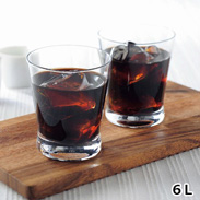 MAJOリキッドコーヒー無糖 6本セット〔1L×6本〕