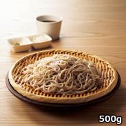 伝承の手打ちそば  〔そば(生麺)250g×2個、もりつゆ旨口(ストレート)180ml×2個〕