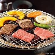 土佐あかうし 焼肉用〔ロース肉、バラ肉 各200g〕 四国・高知県