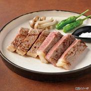 土佐あかうし ステーキセット 〔サーロインステーキ200g×2個、モモ肉150g×3個〕
