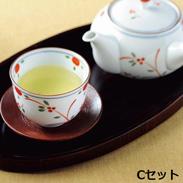 八女茶詰合せ〔八十八夜(煎茶)・まろやか玉露各180g〕