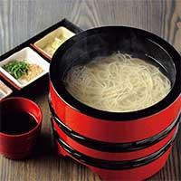 白石温麺詰合せ〔白石温麺100g×24〕