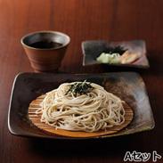 伝承の干麺A〔そば(乾麺)200g×4〕