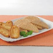 Senjudo ゴーフレット+Pie〔アーモンドパイ×15、バニラゴーフレット×10、チョコレートゴーフレット×5〕