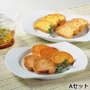 白神こだま酵母のラスク詰合せA〔イタリアントマトシュガーバター・パンプキンシュガーバター各80g×1、パンプキンはちみつ・イタリアントマトはちみつ各70g×2〕