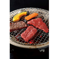 神戸牛焼肉用〔バラ肉1�s、モモ肉400g〕