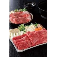 神戸牛すき焼き・しゃぶしゃぶ用〔リブロース肉400g、肩ロース肉800g、モモ肉500g〕