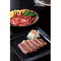 神戸牛ステーキ・焼肉用詰合せ〔サーロインステーキ360g(2枚)、バラ肉1�s(焼肉用)、モモ肉400g(焼肉用)〕