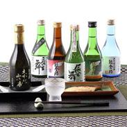 こだわりの酒を飲み比べ  能登路・長生舞 特選セット6本入り �葛v世酒造店・石川県
