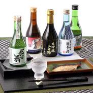 こだわりの酒を飲み比べ  能登路・長生舞 特選セット5本入り �葛v世酒造店・石川県