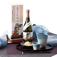 酒米の最高峰、山田錦を使用  能登路 純米大吟 720ml �葛v世酒造店・石川県