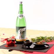 コク深い味わい  能登路 特別純米酒 1.8L (株)久世酒造店・石川県[特別純米酒]