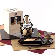 硬水仕込みのコク深い味わい  能登路 華 �葛v世酒造店・石川県