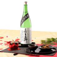 自社独自の酒米「長生米」使用  長生舞 特別純米酒 1.8L (株)久世酒造店・石川県[特別純米酒]