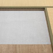 畳やマットの下に敷くだけで、空気を浄化し快適な室内空間に。 杉炭紙(畳下敷用・6畳用) 株式会社イシコ—・群馬県